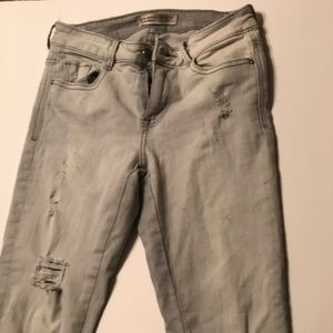 Zara basic denim size2